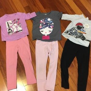 Gymboree everyday wear for girls
